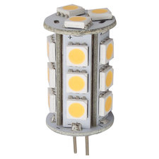 2W GY6.35 Pin Base Dimmable 2700K 82CRI 12V