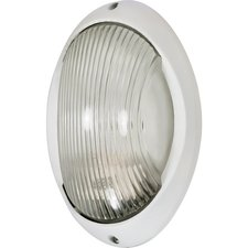 Bulkhead Outdoor Wall Sconce