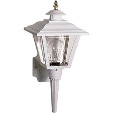 Lantern Outdoor Wall Sconce