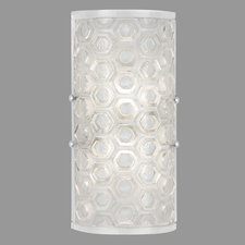 Hexagons Wall Sconce
