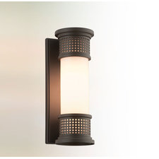 Mcqueen LED Exterior Wall Sconce