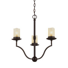 Trempealeau 3 Light Chandelier