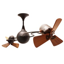 Italo Ventania Wood Ceiling Fan