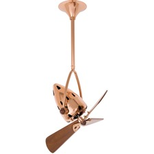 Jarold Directional Wood Ceiling Fan