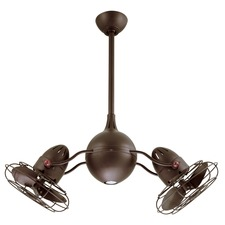 Acqua Metal Ceiling Fan