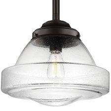 Alcott Saturn Pendant with Edison Bulb