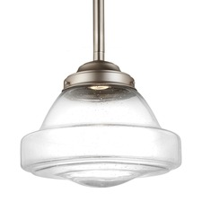 Alcott LED Warm on Dim Saturn Pendant