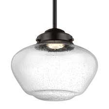 Alcott LED Warm Dim Wide Pendant