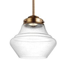 Alcott LED Warm on Dim Open Bottom Pendant