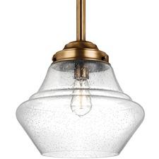 Alcott Open Bottom Pendant with Edison Bulb