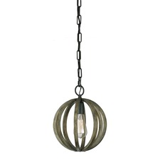 Allier Mini Pendant with Vintage-Style Bulb