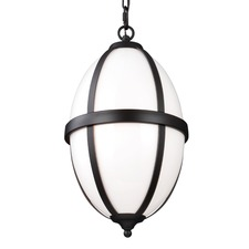 Amato Oval Pendant