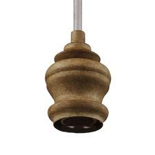 Corddello 1368 Socket Pendant