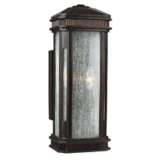 Federal 3 Light Outdoor Wall Light