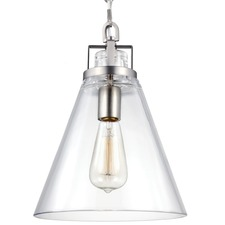 Frontage Pendant with Vintage-Style Bulb