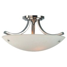 Gravity Semi Flush Mount