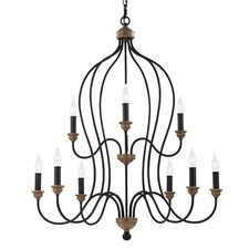 Hartsville Multi Tier Chandelier