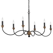 Hartsville 6 Light Chandelier