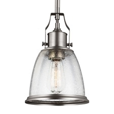 Hobson Mini Pendant with Vintage-Style Bulb