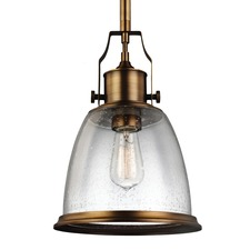 Hobson 10 inch Pendant with Vintage-Style Bulb