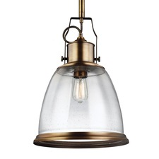 Hobson 14 inch Pendant with Vintage-Style Bulb