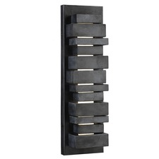 Ledgend Tall Outdoor Wall Sconce