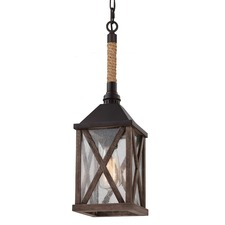 Lumiere 6 inch Pendant with Bulb
