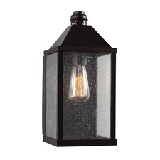 Lumiere Top Hanging Light Wall Sconce with Bulb
