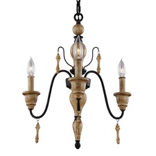 Matrimonio 3 Light Chandelier