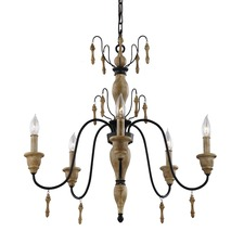 Matrimonio 5 Light Chandelier
