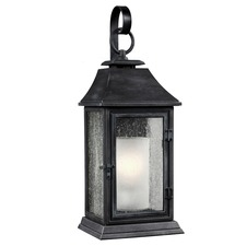 Shepherd Outdoor Wall Sconce