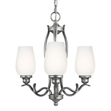 Standish Uplight Chandelier
