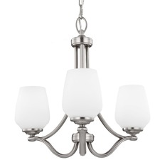 Vintner 3 Light Uplight Chandelier