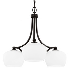 Vintner 3 Light Downlight Chandelier