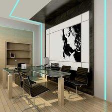 Truline 1.6A RGB/White Plaster-In LED System 12W 24VDC