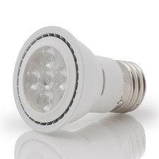 PAR16 Medium Base 6 Watt 120 Volt 3000K 80CRI Warm White LED