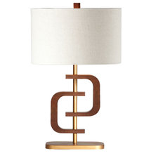 Coco 1 Ring Table Lamp