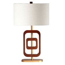 Coco 2 Ring Table Lamp