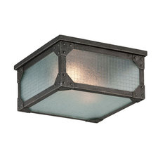 Hoboken Indoor/Outdoor Flush Mount