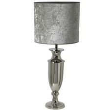Liza Velour Table Lamp