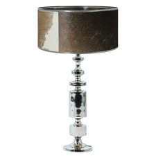 Merlin Cowskin Table Lamp