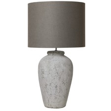 Vesuvius Table Lamp Drum Shade
