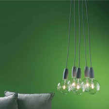 Multiplo 5 Light Pendant