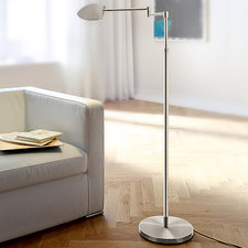 Color Blend LED Floor Reading Lamp