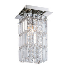 King Crown Semi Flush Mount