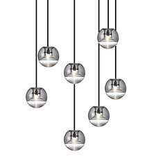 Flask 7 Light Multi-Pendant