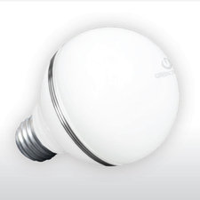 Titanium LED G25 8W 80CRI 2700K Dimmable Bulb