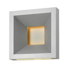 Plaza LED Outdoor Wall Sconce
