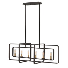 Quentin Linear Chandelier