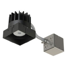 3 IN Square LED 15Deg Non-IC Downlight Remodel Housing
